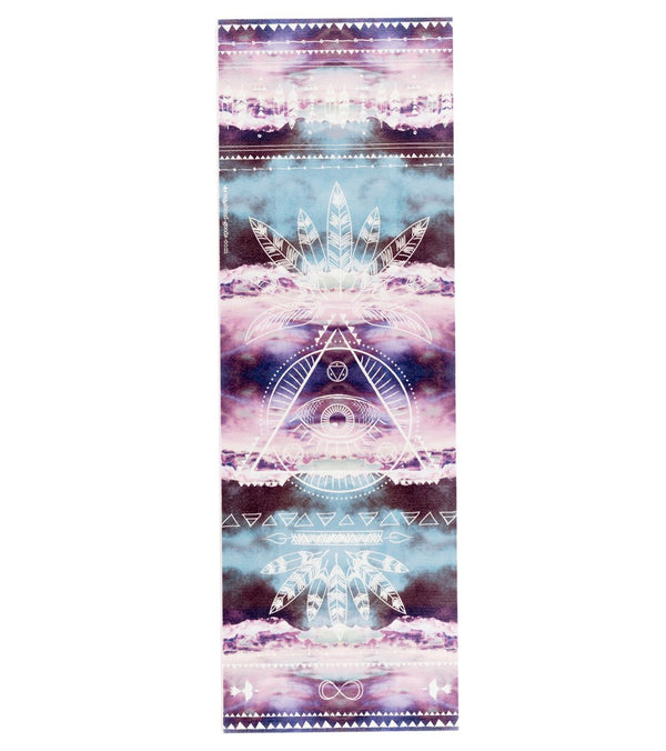 "Vagabond Goods Believer Yoga Mat 72"" 6.4mm Extra Thick"