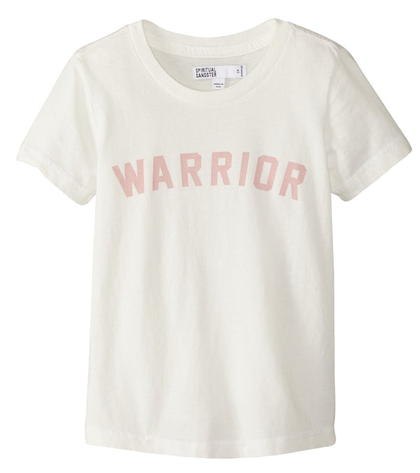 Spiritual Gangster Kids Warrior Yoga Tee