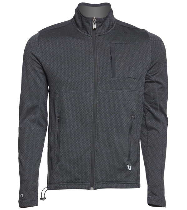 Vuori Men's Geo Performance Workout Jacket