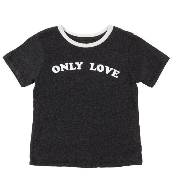 Spiritual Gangster Kids Only Love Yoga Tee