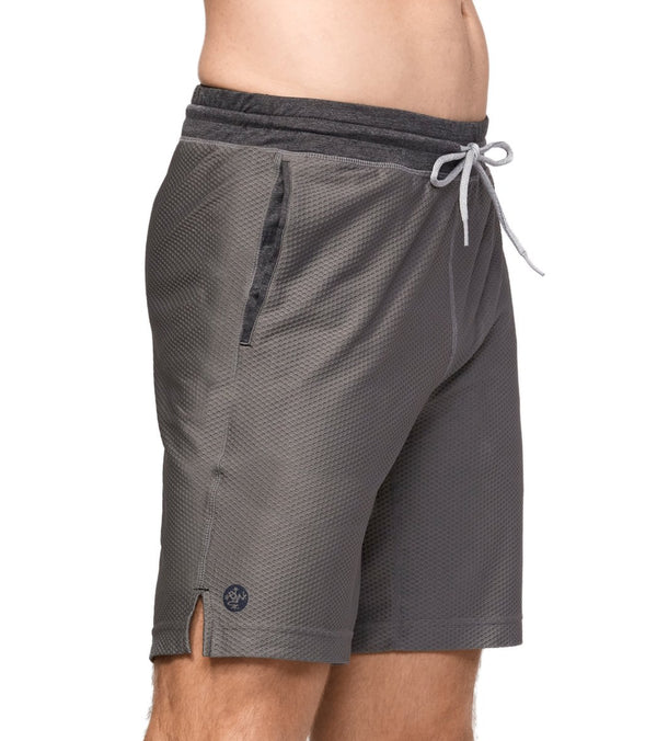Manduka Men's Performance Mesh Yoga Shorts