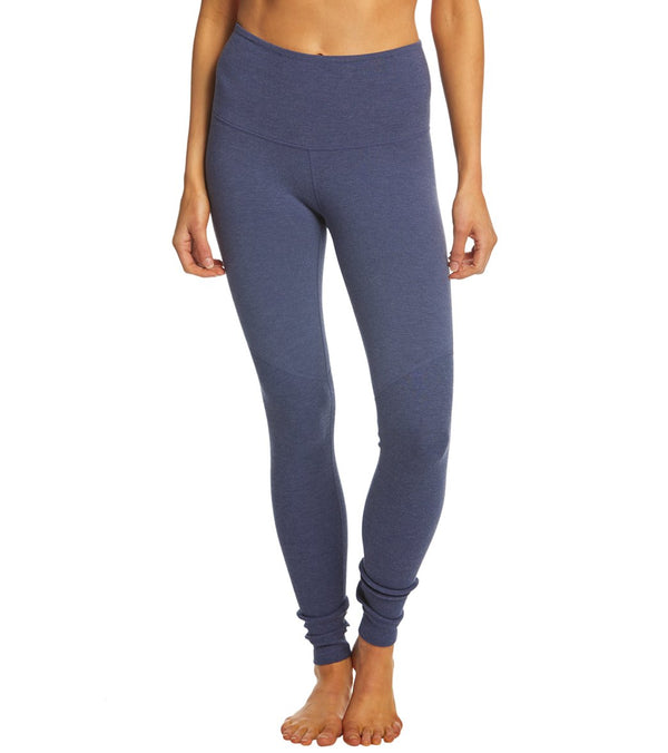 Manduka BCI High Waist Yoga Leggings