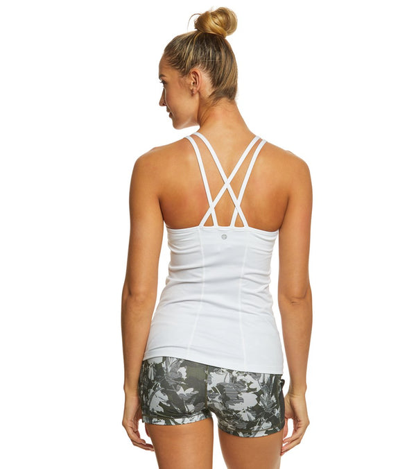 Manduka Cross Strap Yoga Cami