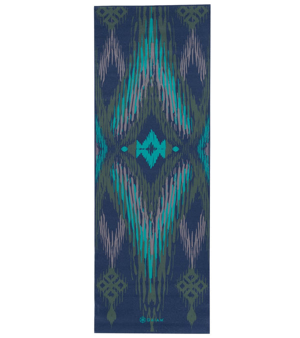 "Gaiam Sage Vibe Printed Yoga Mat 68"" 4mm"