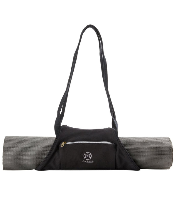 Gaiam On-The-Go Yoga Mat Sling