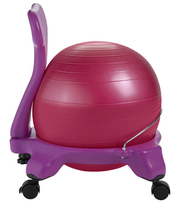 Gaiam Kid's Yoga Balance Ball Chair
