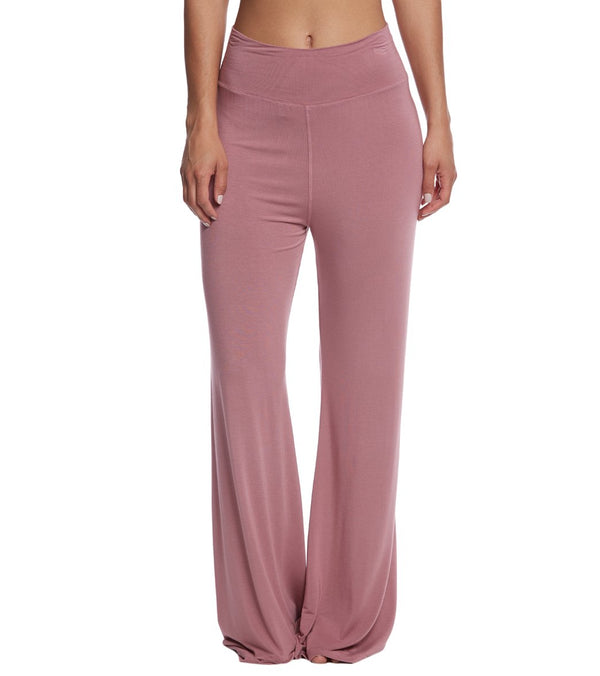 Hard Tail Flat Waist Yoga Lounge Pants