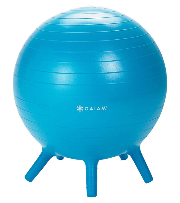 Gaiam Kid's Stay-N-Play Yoga Stability Ball