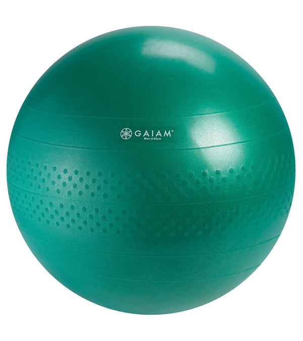 Gaiam Total Body Balance Ball Kits (55CM)