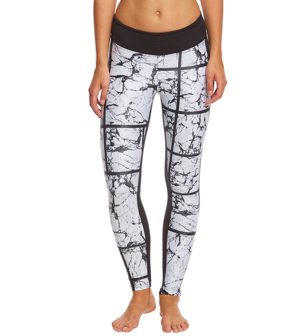 KORAL Emulate Mid Rise Yoga Leggings