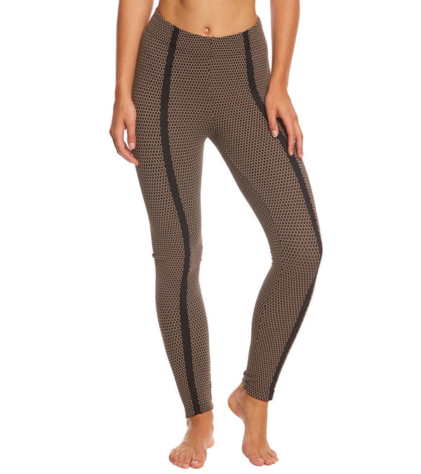 KORAL Power Mid Rise Yoga Leggings