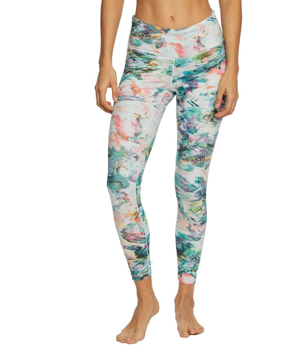prAna Pillar Printed Yoga Leggings