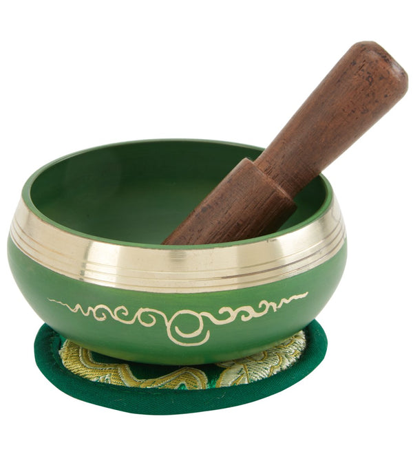 Shamans Market Anahata Singing Bowl Chakra Gift Box
