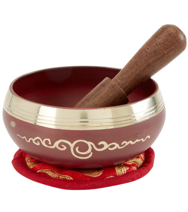 Shamans Market Muladhara Singing Bowl Chakra Gift Box