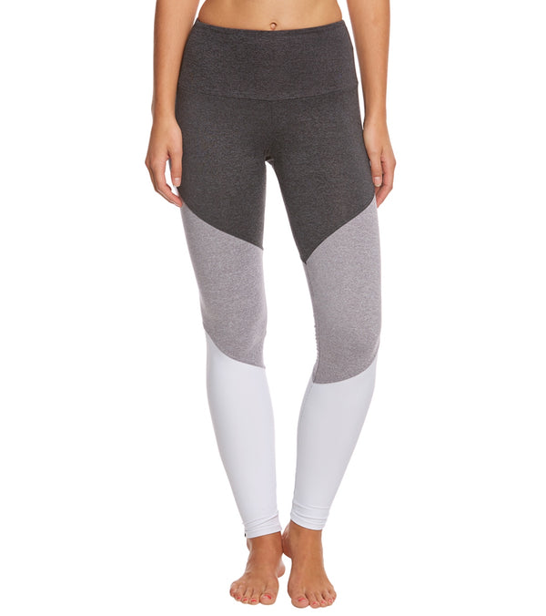 Onzie High Waisted Track Yoga Leggings