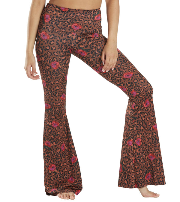 Onzie Bell Flare Yoga Pants