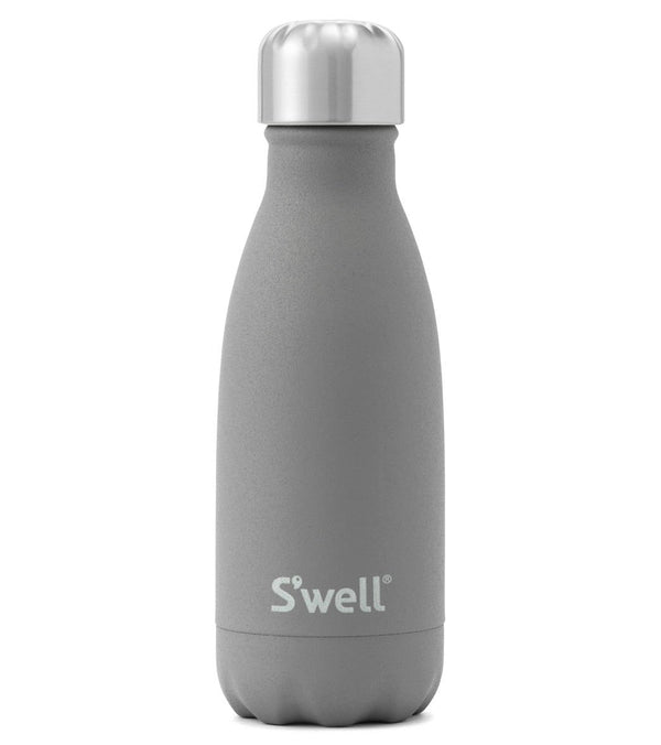 S'well Smokey Quartz 9oz Stainless Steel Water Bottle