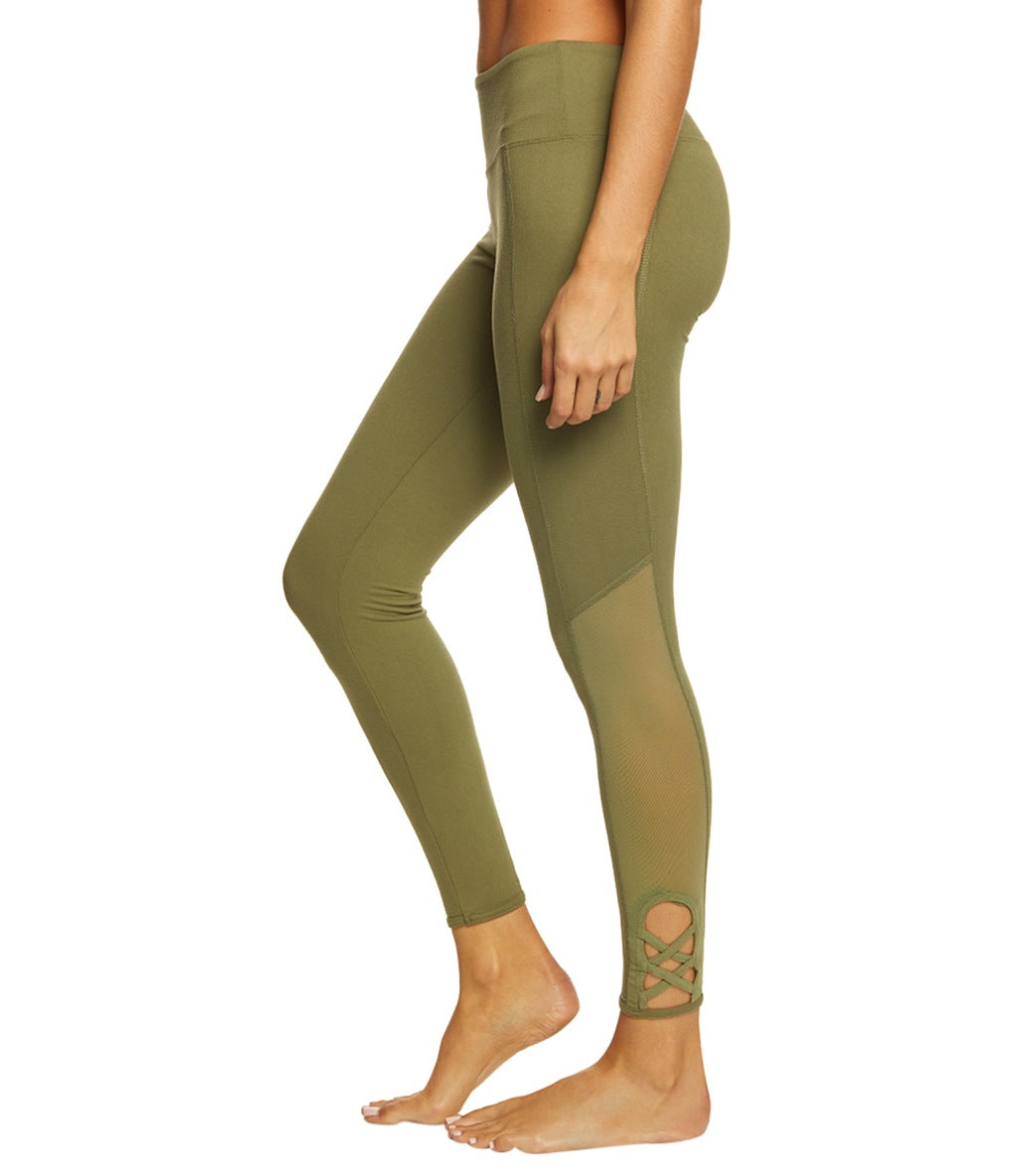 448304ae0ecef6 Balance Collection Gigi High Waist Yoga Leggings