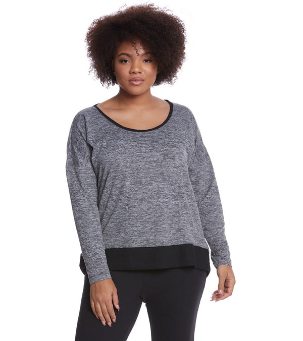 Balance Collection Plus Alexa Pullover