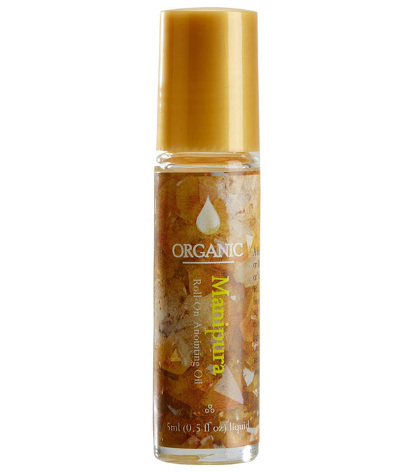 Quinntessentials SolarPlexus/Manipura Roll-On .33oz