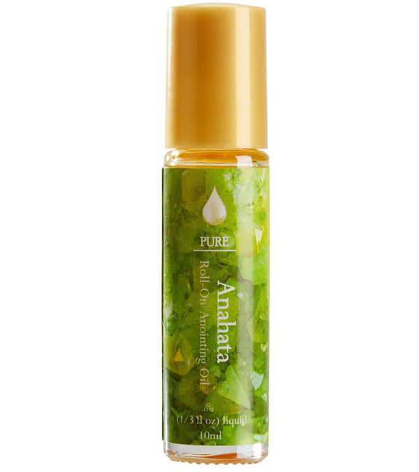 Quinntessentials Heart/Anahata Roll-On .33oz