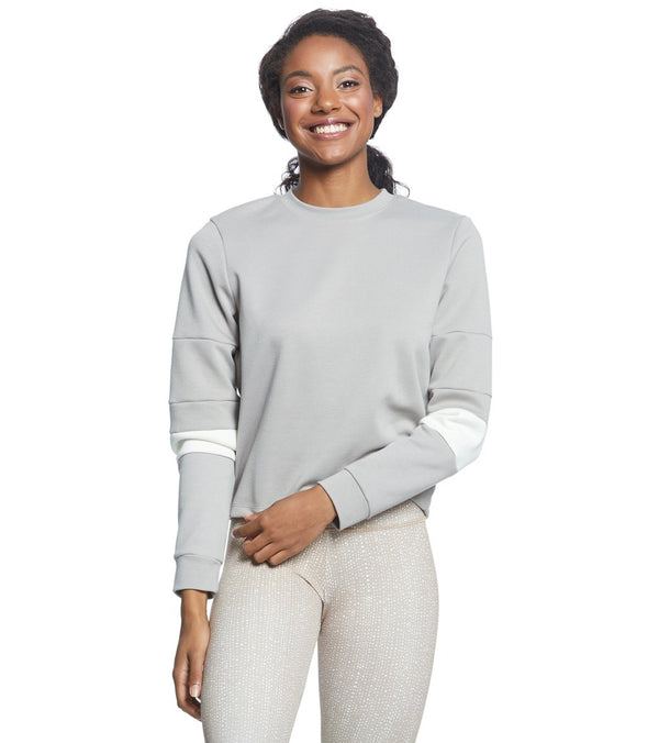 Onzie Blocked Long Sleeve Pullover