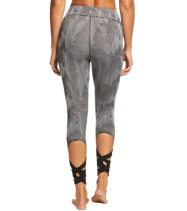 Manduka Cross Back Yoga Capris