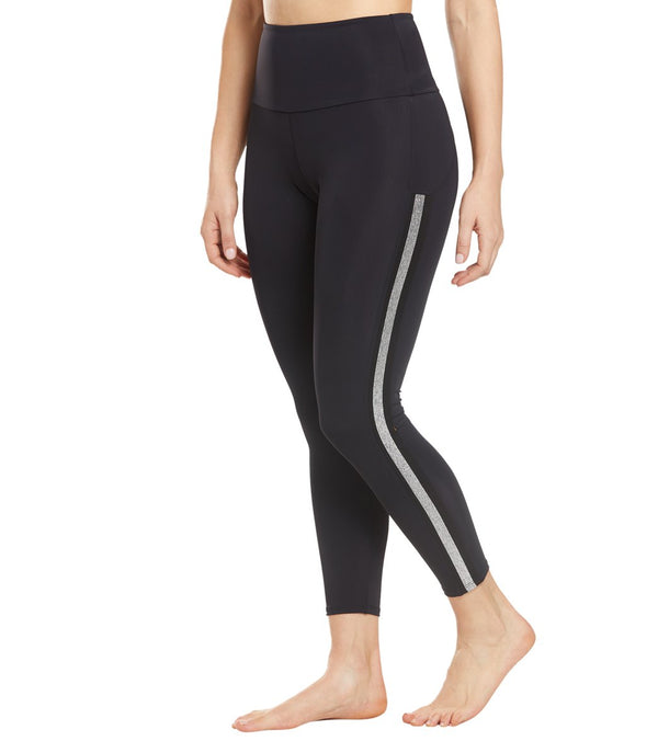 Onzie Side Runner Yoga Leggings