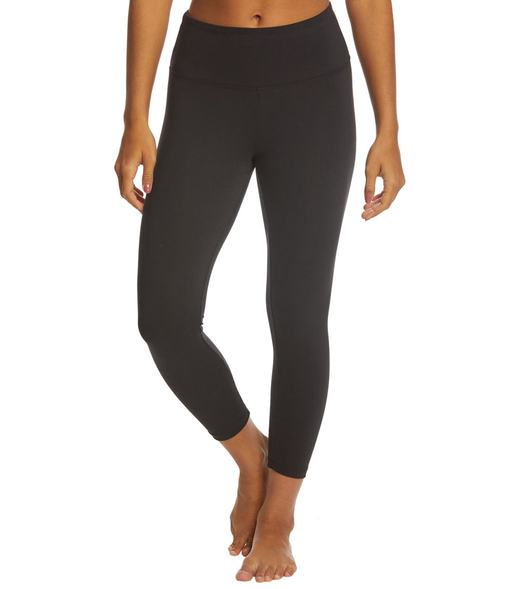 c18817a2142350 Balance Collection Solid High Waisted Yoga Capris