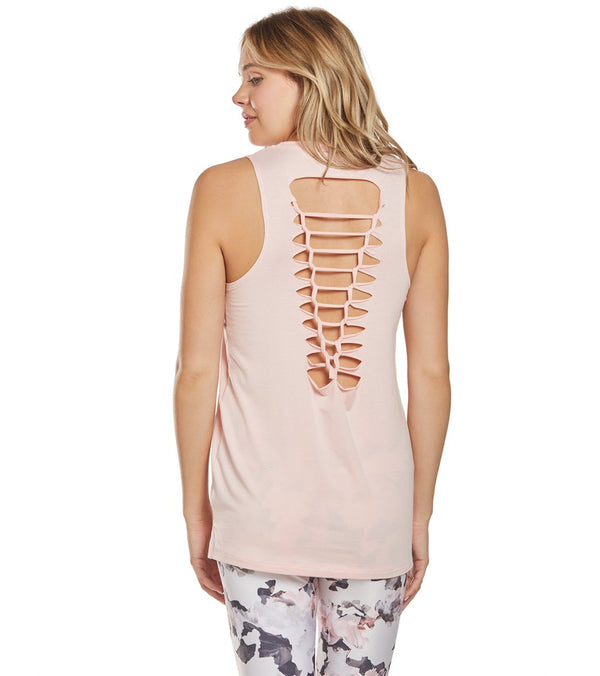 Onzie Braid Yoga Tank Top