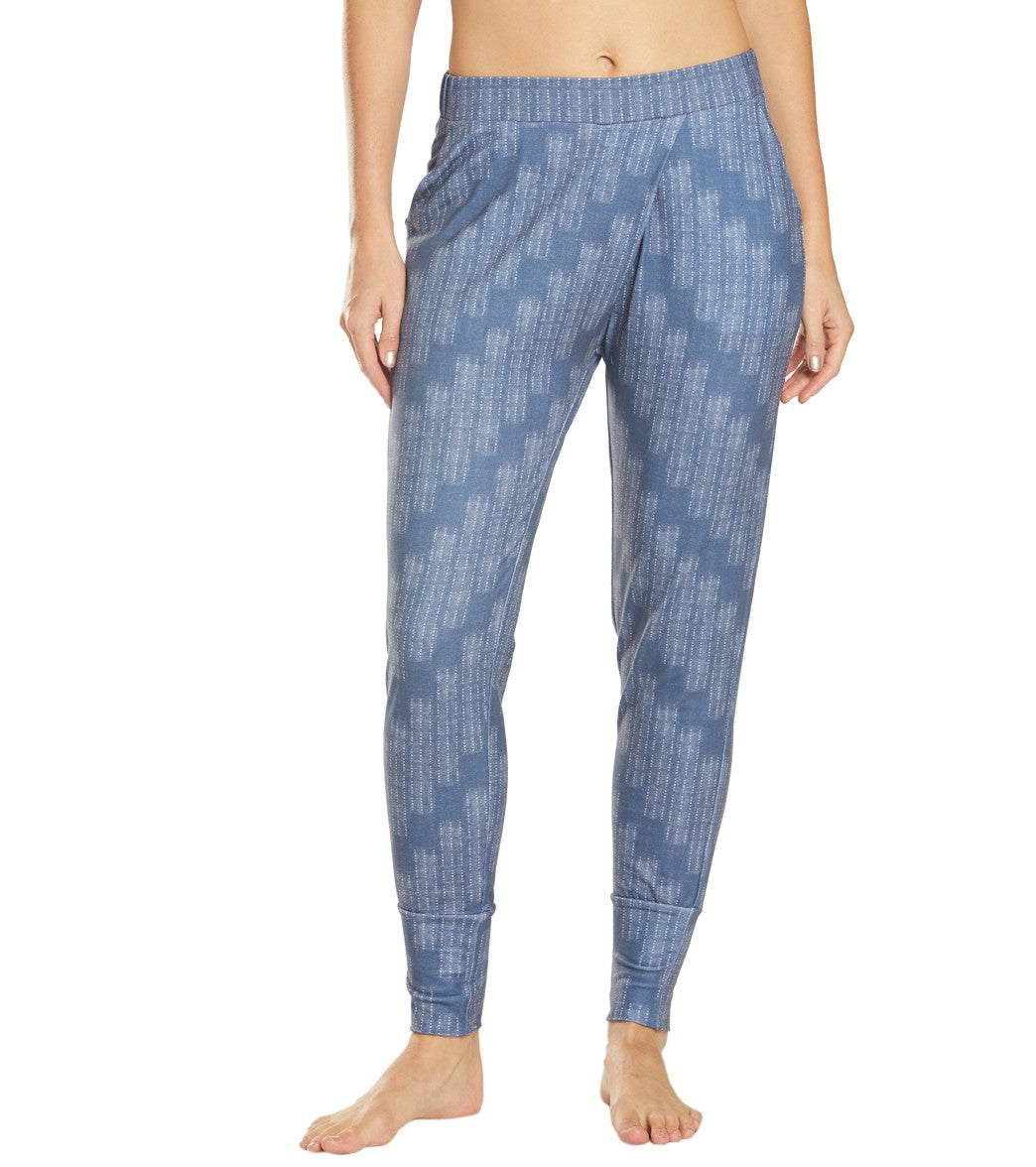 prAna On The Road Pants - Cocoa Cotton Moisture Wicking