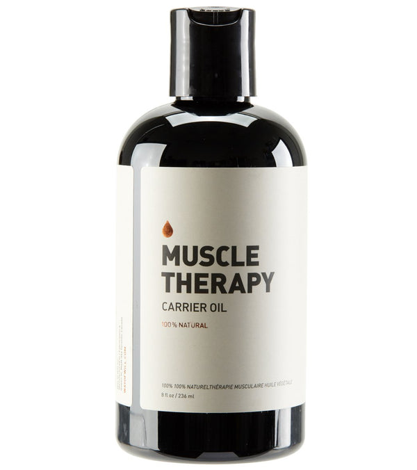 Way Of Will Muscle Therapy Carrier Oil