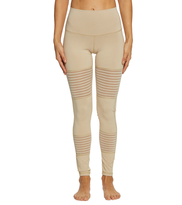 DYI Stripe Out Yoga Leggings