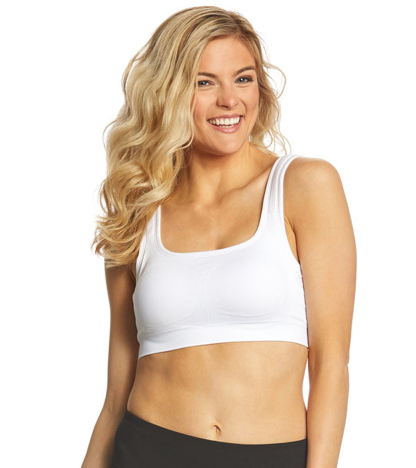 Danskin High Impact Seamless Bra