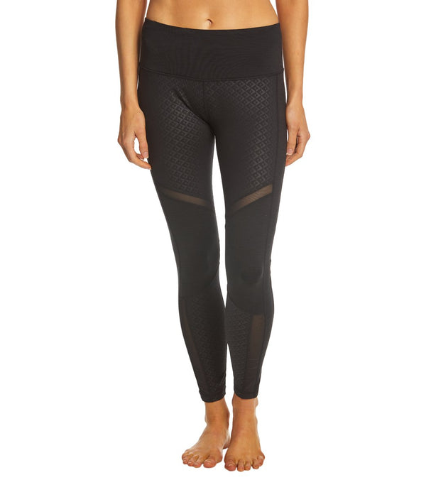 Manduka Racer Yoga Leggings