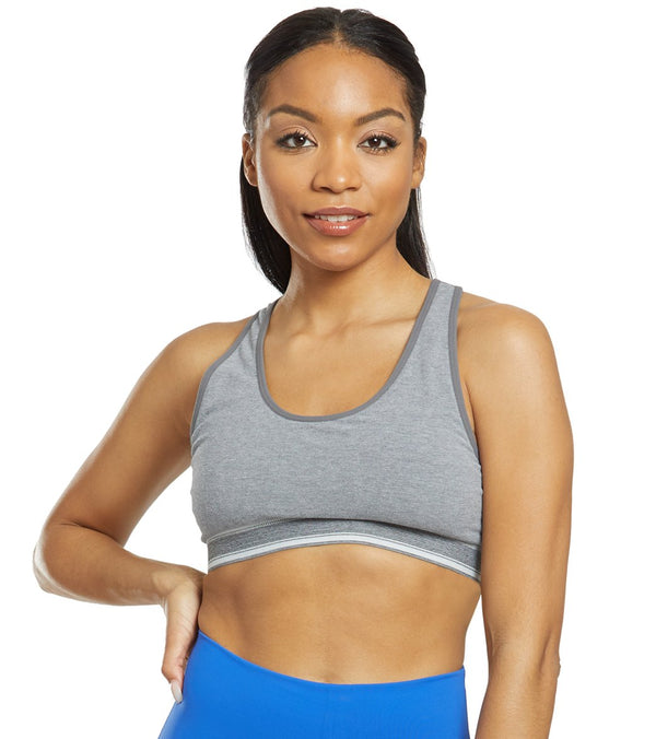 Manduka Eko Cotton Racer Back Yoga Sports Bra