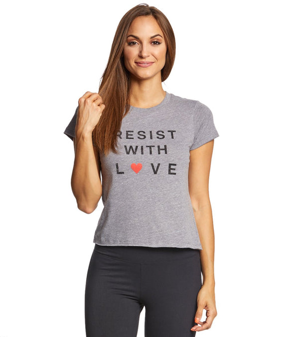 Sub_Urban Riot Resist With Love Tee