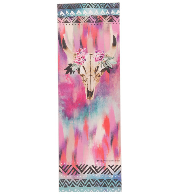 "Vagabond Goods Spirit Dancer Yoga Mat 72"" 6.4mm Extra Thick"