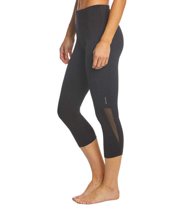 Soybu High Rise Killer Caboose Yoga Capris