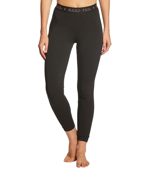 Hard Tail Logo Yoga Leggings