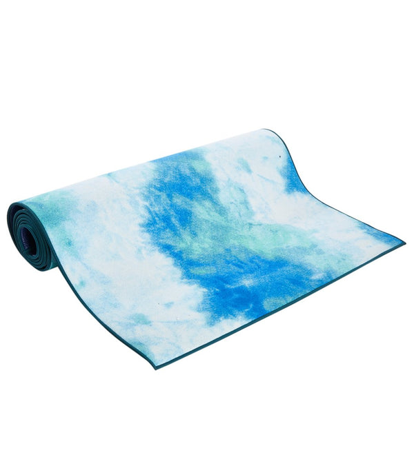 "Aurorae Synergy Tie Dye Yoga Mat 72"" 5mm"