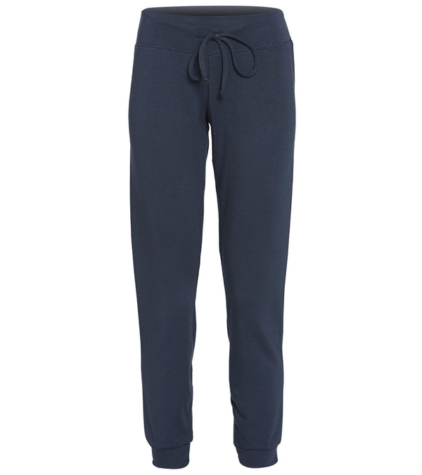 Beyond Yoga Cozy Fleece Lounge Around Midi Joggers
