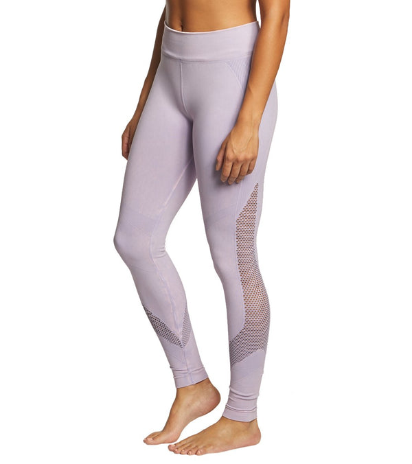 NUX Network Mineral Wash Seamless Yoga Leggings