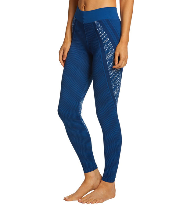 NUX In A Row Seamless Yoga Leggings