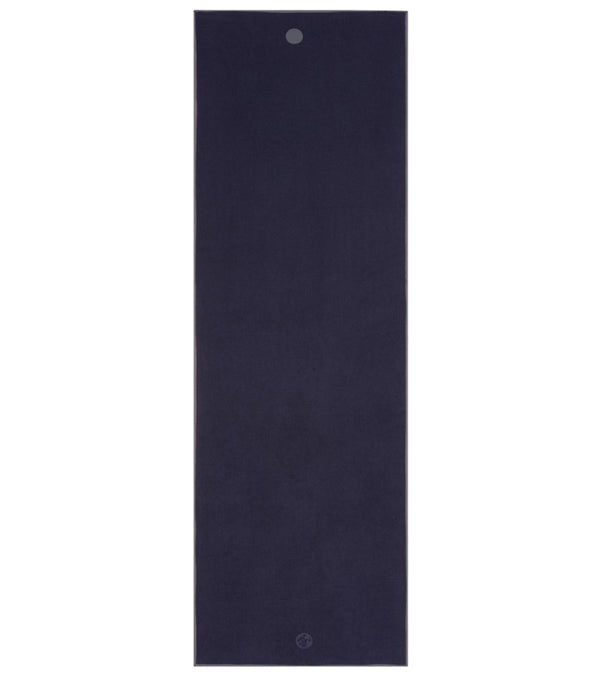 YogiToes Midnight Skidless Yoga Mat Towel