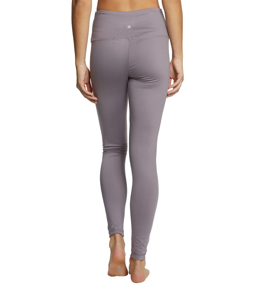 aaa360c5e87215 Danskin High Waisted Ankle Leggings at YogaOutlet.com