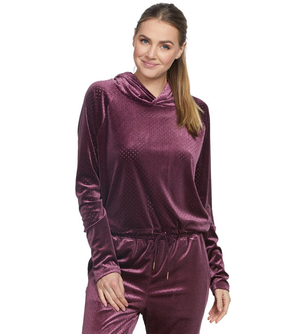 Onzie Velour Top
