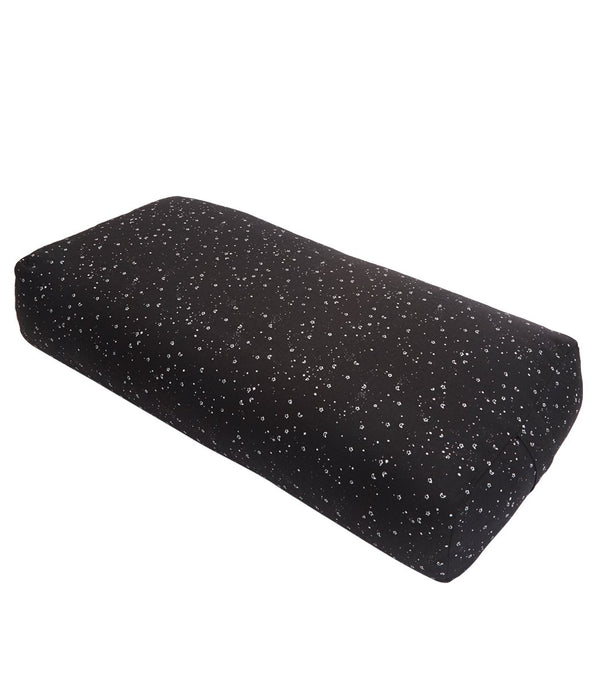Everyday Yoga High Impact Stardust Rectangular Yoga Bolster