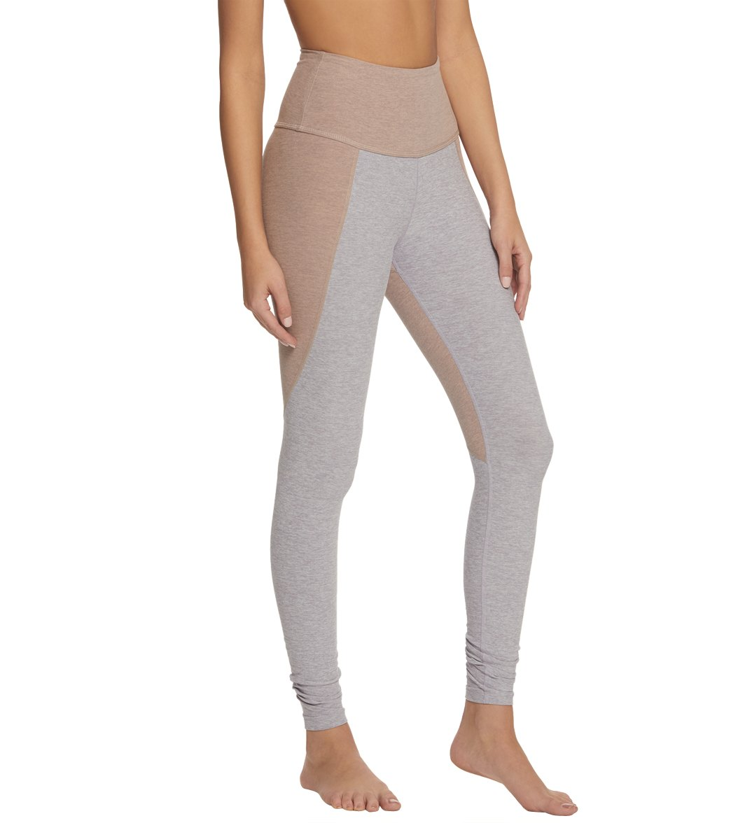 d6afcccb2ef09 Beyond Yoga Spacedye Off Duty High Waisted Yoga Leggings at YogaOutlet.com  - Free Shipping