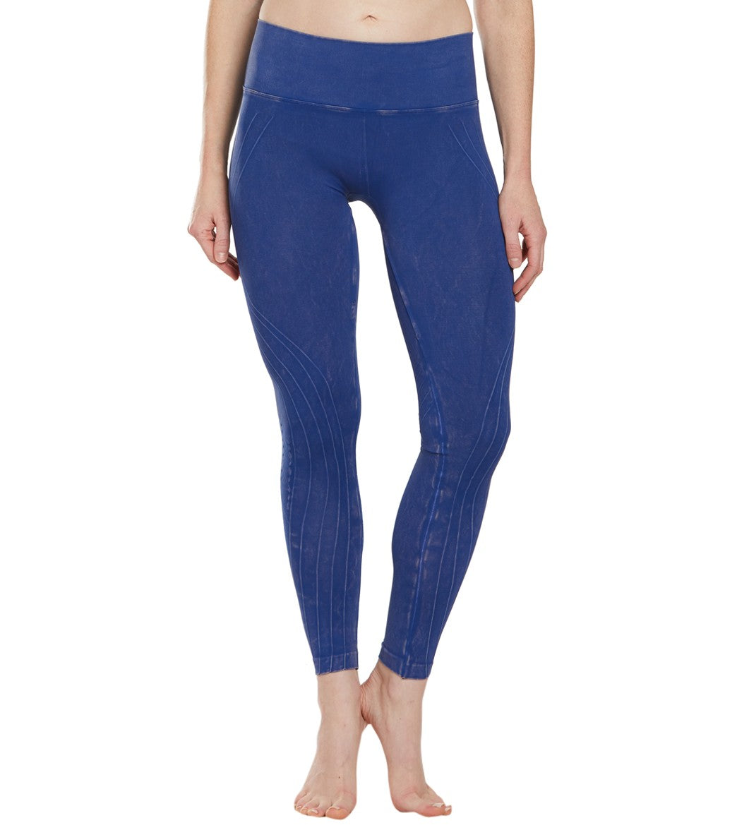 2b99f6de4a2d13 NUX Mesa Mineral Wash Seamless Yoga Leggings at YogaOutlet.com - Free  Shipping